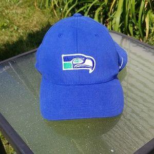 Nike Seattle Seahawks ballcap/hat EUC